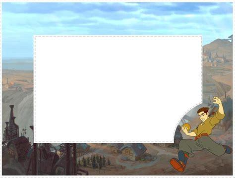 cadre photo a imprimer gratuitement cadre de tableau chasse au tresor d 233 coupage a imprimer