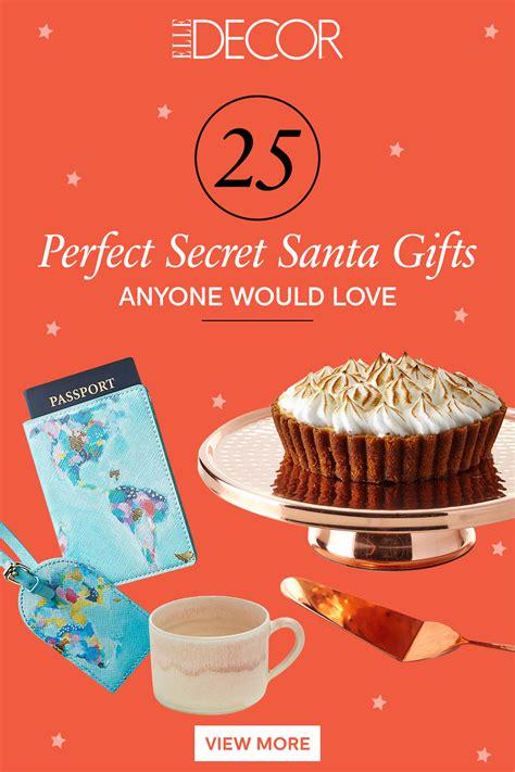 santa secret gifts elledecor these