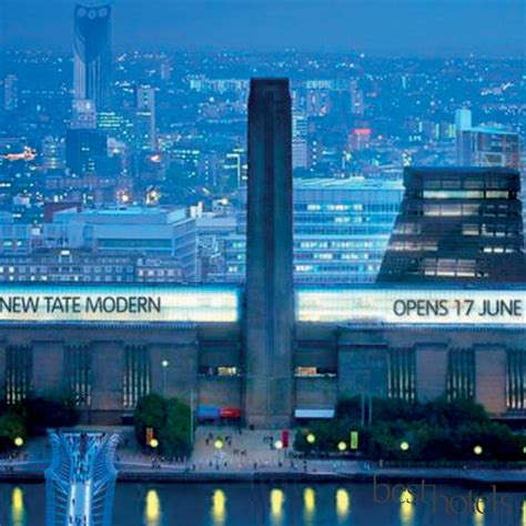 the new tate modern the best hotels