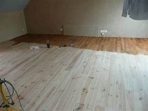 comment teinter un parquet en pin atelier retouche paris With comment huiler un parquet