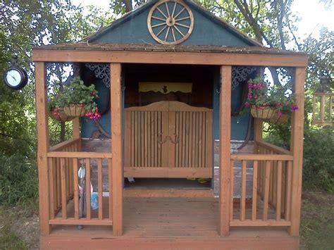 Backyard Saloon by Garden Shed With Saloon Doors Garden