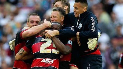 Lig play off maçları ne zaman sorusuna. Championship play-off final: QPR win is their season in a ...