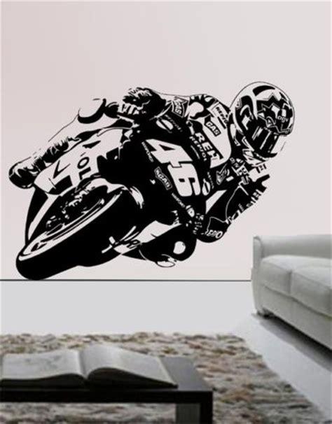 déco chambre moto