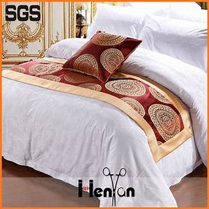 wholesale custom bed runners for hotelsbed scarves and With custom bed scarf