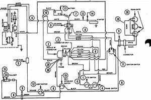 55 Ford Diesel Tractor Electrical Diagram
