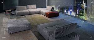 Sofa Sectionnel Sofa Sectionnel Calia Italia TANGO Srie