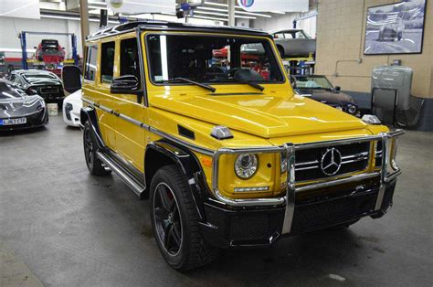 15 mpg,memorized settings including door mirror(s),memorized settings including steering wheel,memorized settings for 3 drivers. 2017 Mercedes-Benz G63 AMG for sale in Huntington Station, NY