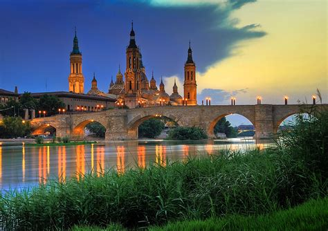 Zaragoza Wikipedia