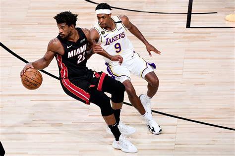 NBA Finals News: Rajon Rondo Makes History With Lakers ...