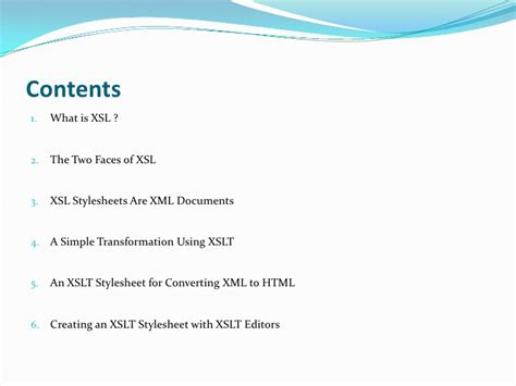 Xml For Dummies Chapter Handling Transformations With