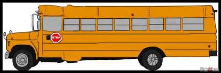 School Bus Drawing  Bus Drawing