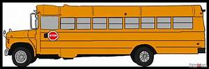 Animated School Bus Side View Clipart - Clipart Suggest