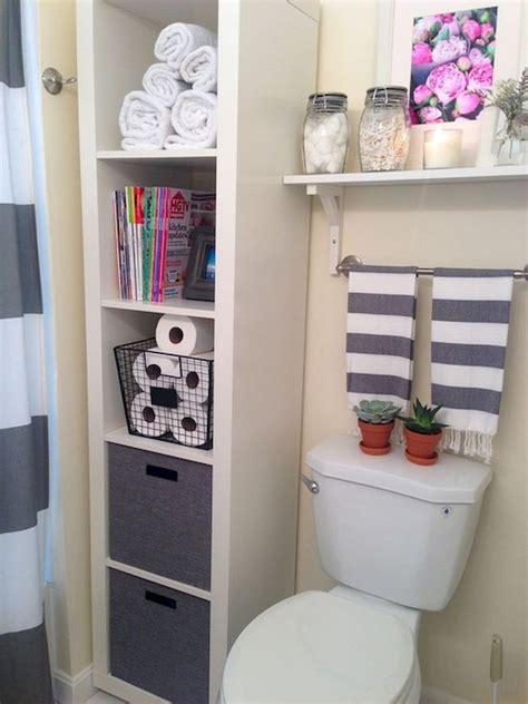 Small Bathroom Storage Ideas by 25 Best Ideas About Small Bathroom Storage On