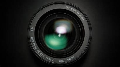 Lens Camera Wallpapers Nikon Sigma 4k Dslr