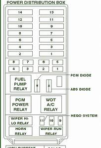 Rear Window Defrost Relay  U2013 Page 2  U2013 Circuit Wiring Diagrams