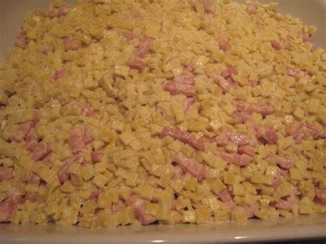 crozets de savoie au reblochon ou croziflette la cuisine de christine