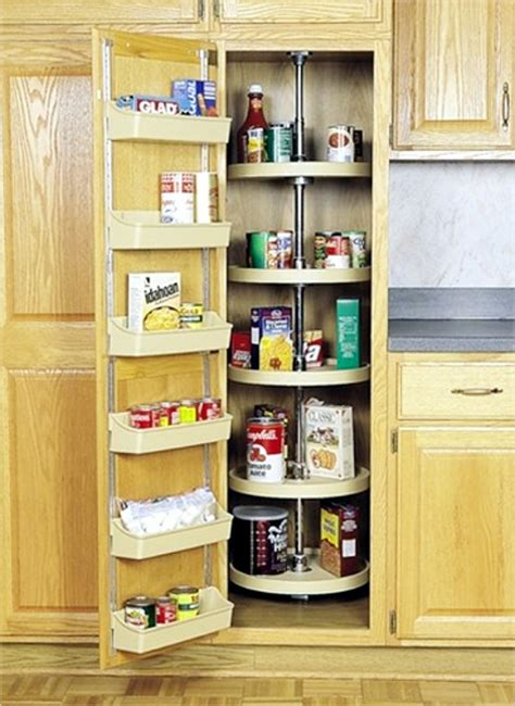 Kitchen  Brilliant Kitchen Pantry Makeover Ideas To