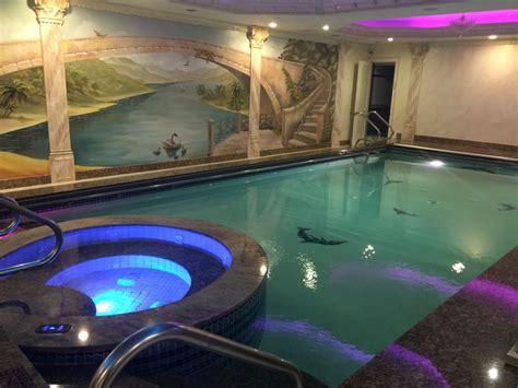 Indoor Swimming Pool Installs