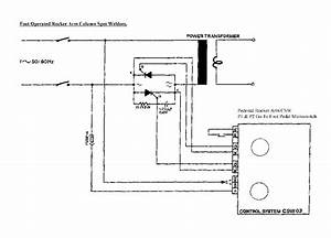 Sip 03026  03036  03047 And 25060 Spot Welder Circuit Diagram