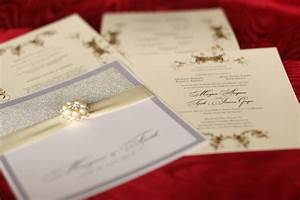 glitter wedding invitation philippines wedding With letterpress wedding invitations philippines