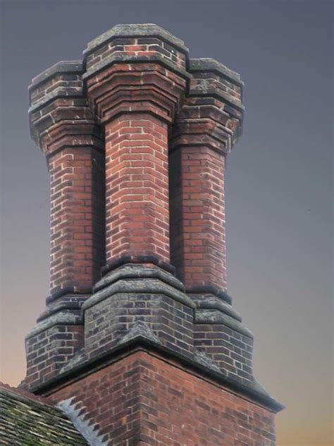 A chimney is a pipe through which smoke goes up into the air, usually through the roof of a building. Chimney | Flickr - Photo Sharing!
