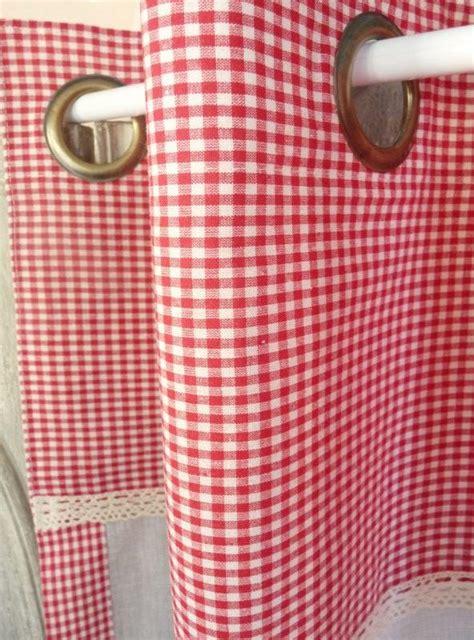 robeau de cuisine rideaux rideau brodés voilages voilage brodé brise