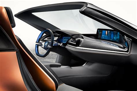 Bmw Cuts The Roof Off An I8 Fills It With The Future By