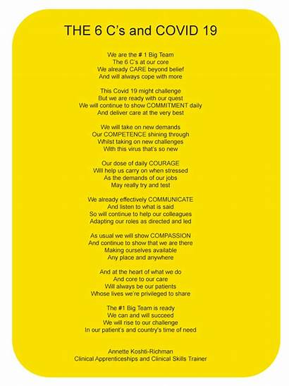 Nhs Support Poem Covid Arts During Pandemic