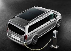 Mercedes Classe C Hybride : le mercedes classe v se convertit l hybride rechargeable photos ~ Maxctalentgroup.com Avis de Voitures