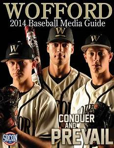2014 Wofford Baseball Media Guide by Wofford Athletics - Issuu