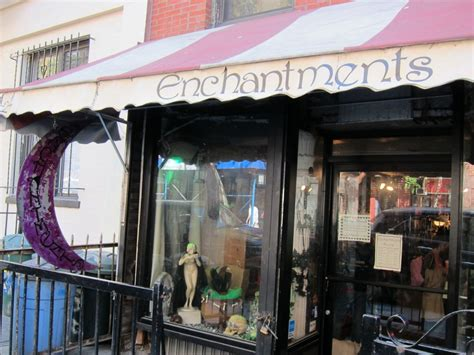 nycs oldest occult store  closer   thought