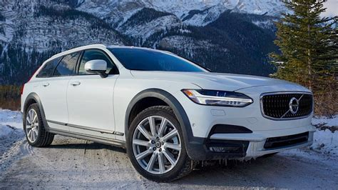 volvo  cross country review youtube