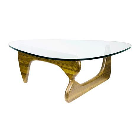 Ifn Modern Noguchi Style Elegant Coffee Table