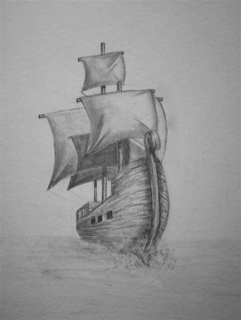 Pirate Ship Sketch Portfolio Tony Stuck Toekneestuck