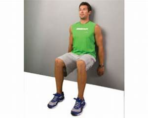 Fitness Tip of the Day: Get Fit with Wall Sits | The ...