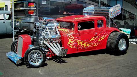 Hot Rod Wallpaper Hd