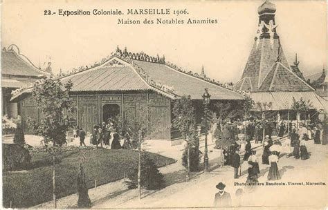 04 exposition coloniale marseille 1906 maison de repos notable photo de exposition coloniale