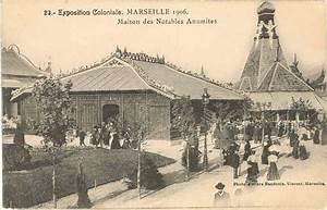 Maison De Repos Marseille : 04 exposition coloniale marseille 1906 maison de repos notable photo de exposition coloniale ~ Dallasstarsshop.com Idées de Décoration
