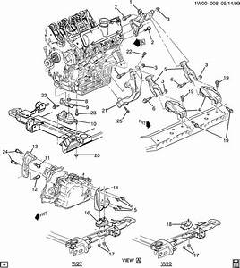 2009 Chevrolet Impala Engine Diagram