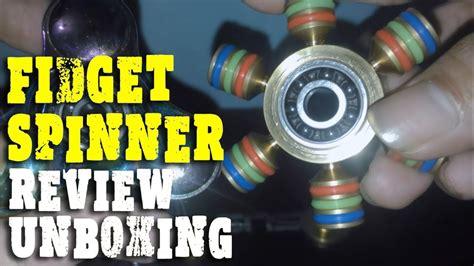 mainan tangan fidget spinner fidget spinner si mahal vs si murah review unboxing