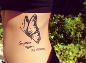 Tatouage Papillon Signification : 1001 designs de tatouage papillon pharamineux tatoo ~ Melissatoandfro.com Idées de Décoration