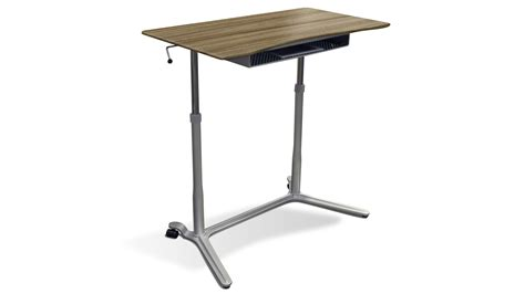 Daly Height Adjustable Lift Table  Zuri Furniture