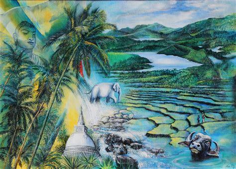 sri lanka full hd wallpaper  background image