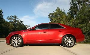 2009 Cadillac Cts Lights 2008 Cadillac Cts 3 6l 304 Hp Direct Injection