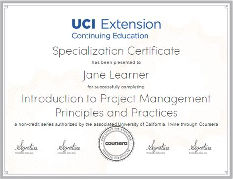 marketing courses with certificates the 10 best project management courses capterra