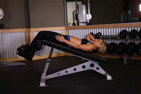 Decline Oblique Crunch Exercise Guide And Video