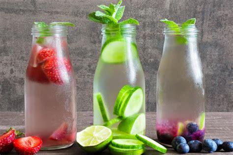 7 gesunde Getränke - Bauch.de