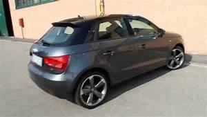 Audi A1 Ambition : audi a1 spb 1 6 tdi s tronic 90 cv ambition youtube ~ Medecine-chirurgie-esthetiques.com Avis de Voitures