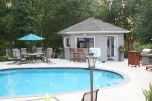 Pool House Bar Ideas