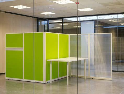 cloison bureaux cloisonnette gamme design optez pour le confort de vos